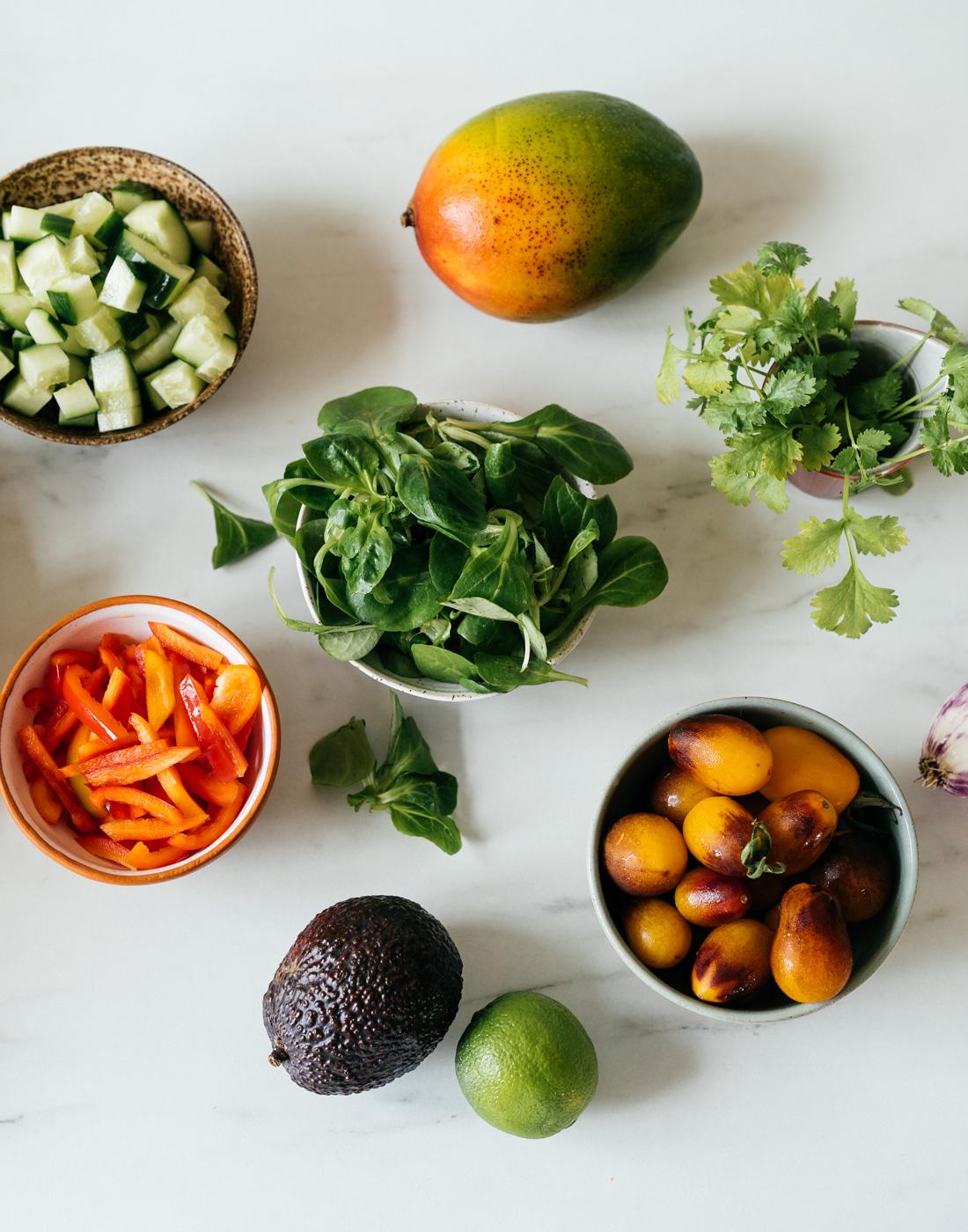how to make a good taco salad
