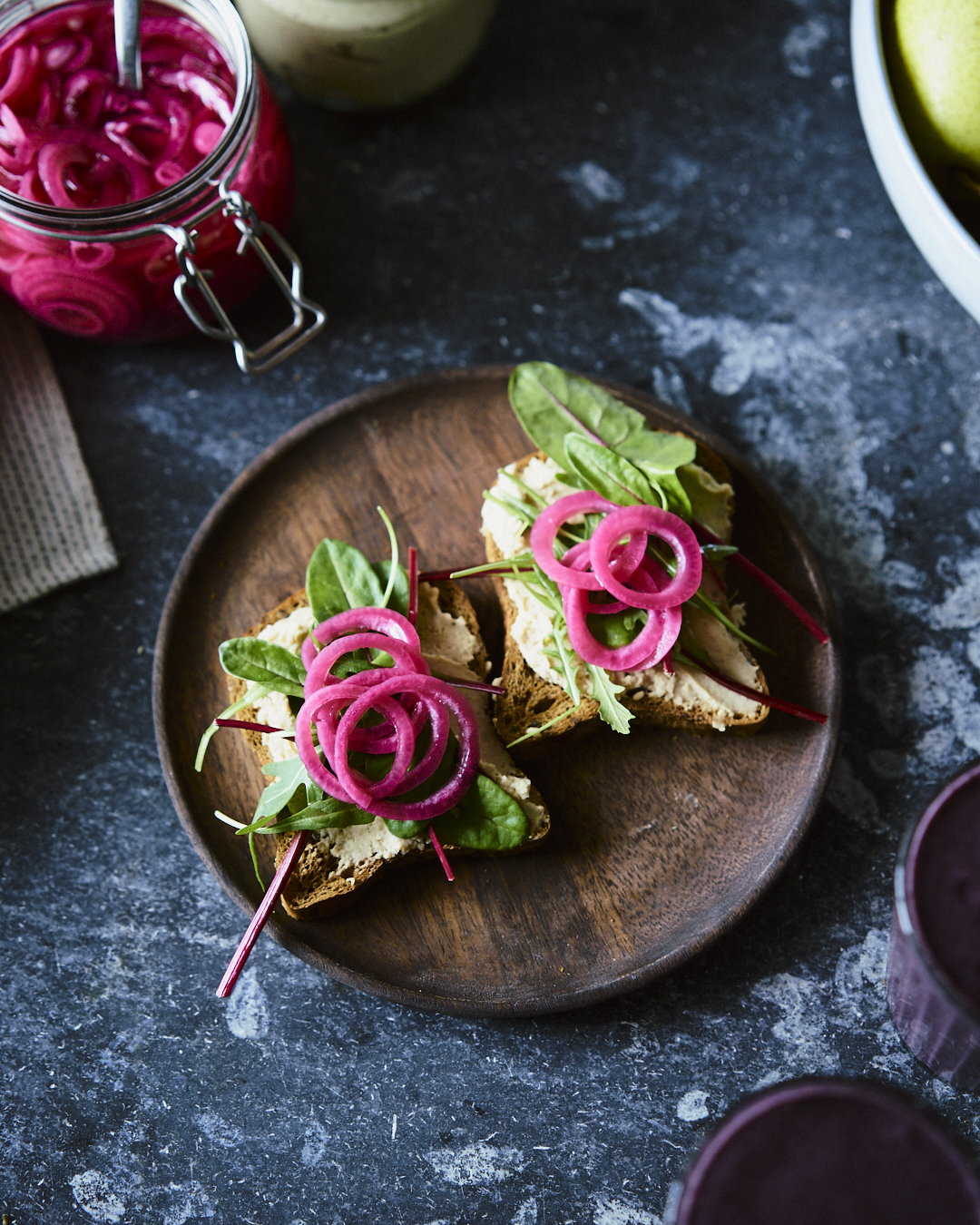 QUICK PICKLED RED ONION | Good Eatings