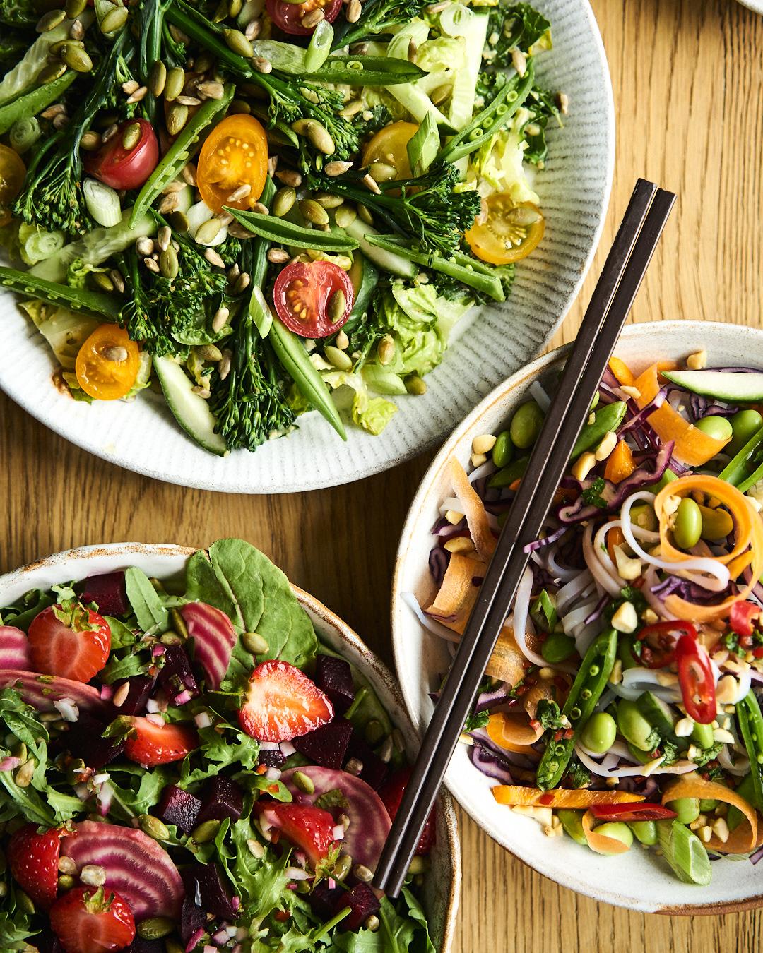 Good Eatings Seasonal Salads